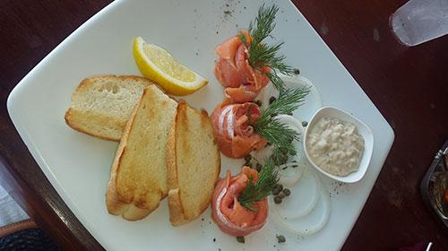 Good food at Arkbar