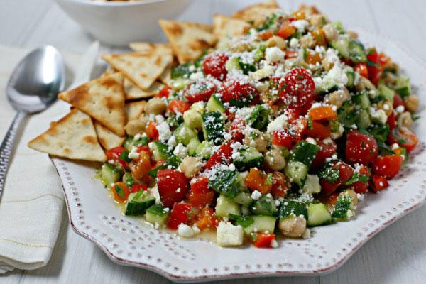Chole-Salad-